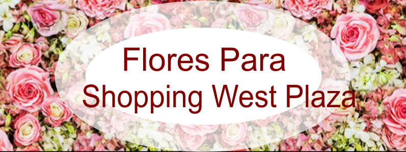 floricultura shopping West Plaza